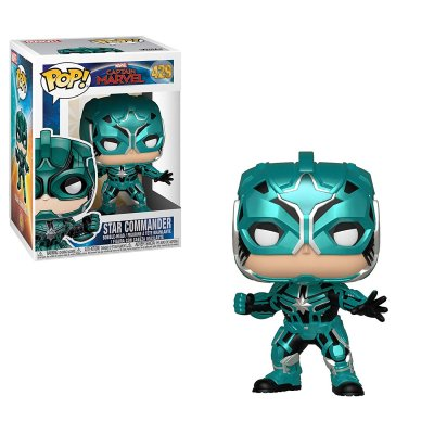 Фигурка Funko POP! Bobble: Marvel: Captain Marvel: Yon-Rogg 36352