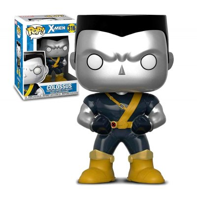 Фигурка Funko POP! Bobble: Marvel: Deadpool Parody: Colossus 30863