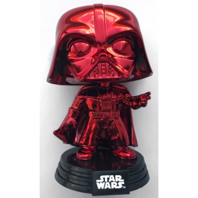 Фигурка Funko POP! Bobble: Star Wars: Darth Vader (RD:CH) (Exc) 38019