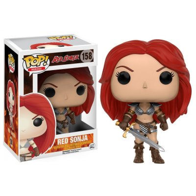 Фигурка Funko POP! Vinyl: Red Sonja: Red Sonja 11751