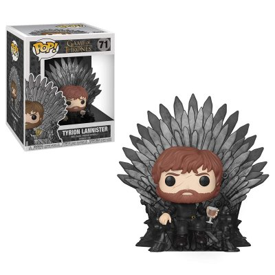 Фигурка Funko POP! Deluxe: Game of Thrones S10: Tyrion on Thron 37404