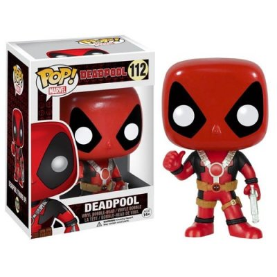 Фигурка Funko POP! Marvel: Deadpool 112