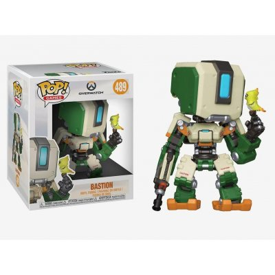 "Фигурка Funko POP! Vinyl: Games: Overwatch S5: 6"" Bastion 37431"
