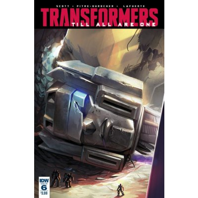 Комикс Transformers: Till All Are One #6