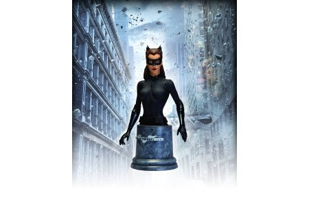 Фигурка DC Collectibles. The Dark Knight Rises - Catwoman Bust фото 1