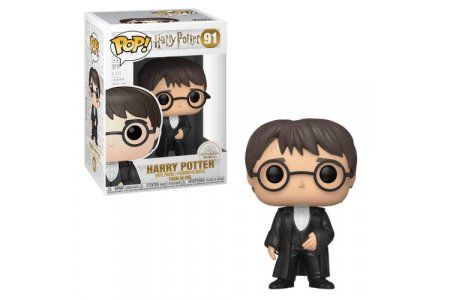 Фигурка Фигурка Funko POP! Vinyl: Harry Potter S7: Harry Potter (Yule) 42608 фото 2
