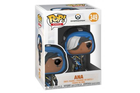 Фигурка Фигурка Funko POP! Vinyl: Games: Overwatch S4: Ana 32276 фото 1