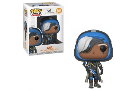 Фигурка Фигурка Funko POP! Vinyl: Games: Overwatch S4: Ana 32276 фото 2