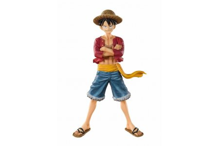 "Фигурка BANDAI Tamashii Nations: FiguartsZERO: ONE PIECE ""Straw Hat"" Luffy 57020-8 фото 1"