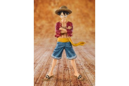 "Фигурка BANDAI Tamashii Nations: FiguartsZERO: ONE PIECE ""Straw Hat"" Luffy 57020-8 фото 2"