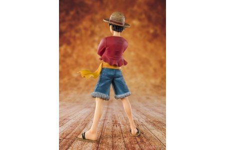 "Фигурка BANDAI Tamashii Nations: FiguartsZERO: ONE PIECE ""Straw Hat"" Luffy 57020-8 фото 3"
