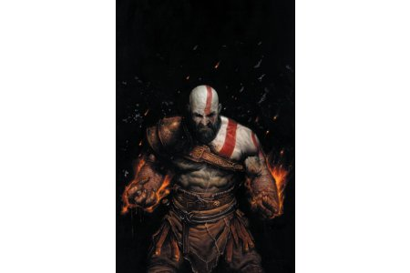 Комикс God of War фото 1