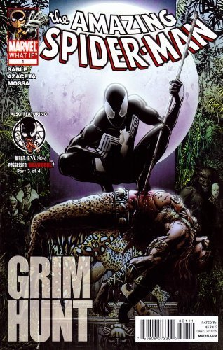 Комикс Amazing Spider-Man #1 What If? Grim Hunt