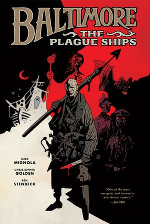 Комикс Baltimore Volume 1: The Plague Ships