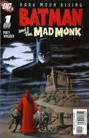 Комикс Batman and the Mad Monk №1