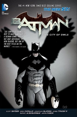 Комикс Batman Vol. 2:The City of Owls