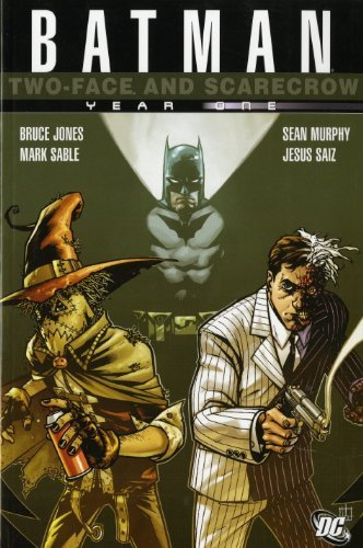 Комикс Batman: Two-face and Scarecrow: Year One