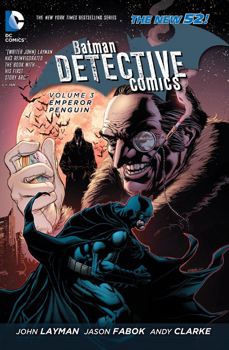 Комикс Batman: Detective Comics Vol. 3