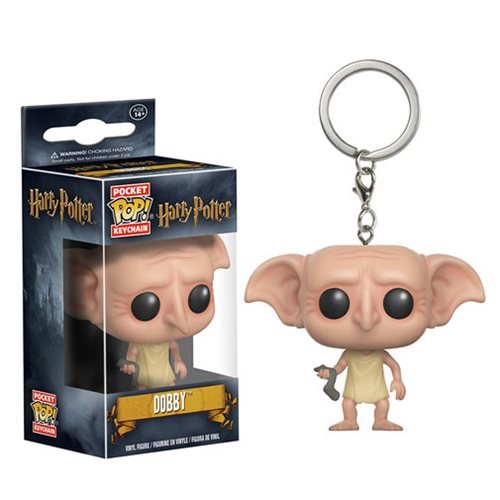 Фигурка Брелок Funko Pocket POP! Keychain: Harry Potter: Dobby 12521