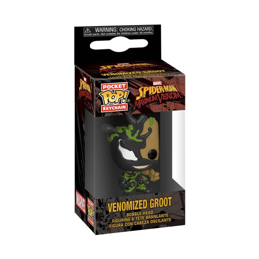Брелок Брелок Funko Pocket POP! Keychain: Marvel Venom: Groot 46464-PDQ