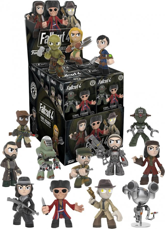 Фигурка Fallout 4 - Mystery Mini Blind Box Vinyl Figures