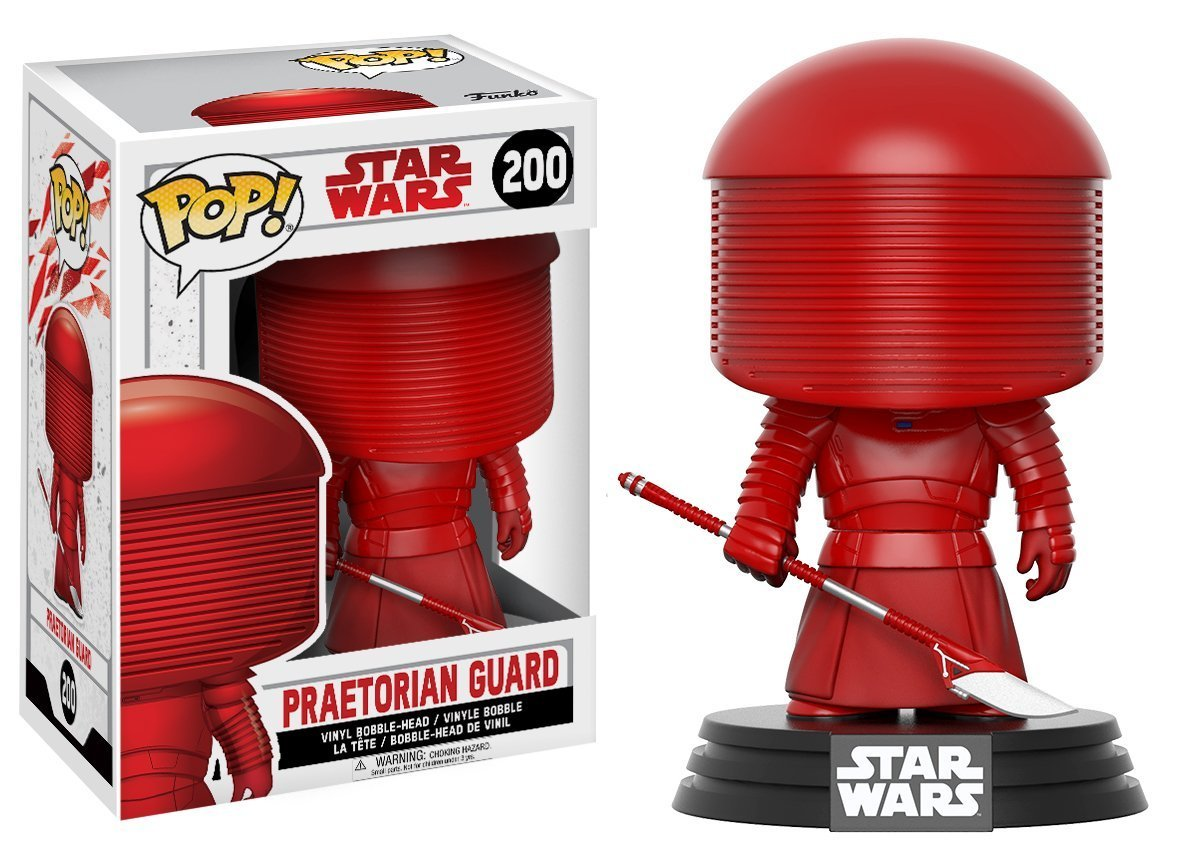 Фигурка Funko POP! Bobble: Star Wars: E8 TLJ: Praetorian Guard (POP 11) 14752