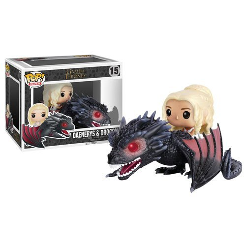 Фигурка Фигурка Funko POP! Vinyl: Daenerys with Drogon Ride