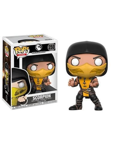 Фигурка Фигурка Funko POP! Vinyl: Mortal Kombat X - Scorpion