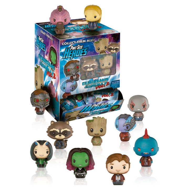 Фигурка Funko. Marvel: Guardians of the Galaxy 2 (Mystery Minis)