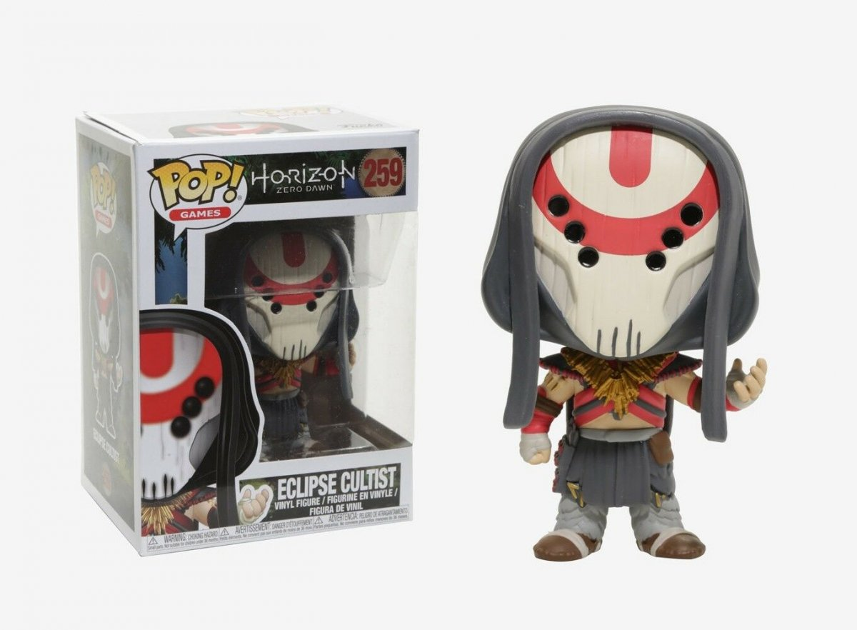 Фигурка Funko POP! Horizon. Zero Dawn. Eclipse Cultist 259