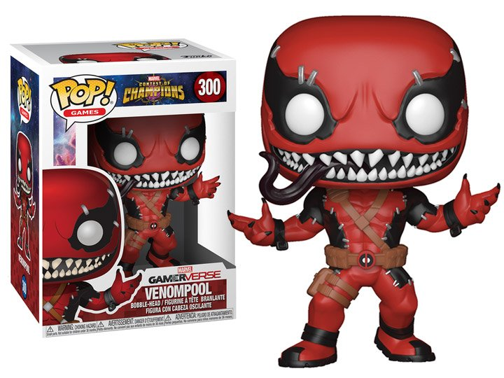 Фигурка Funko Pop! Venompool 300