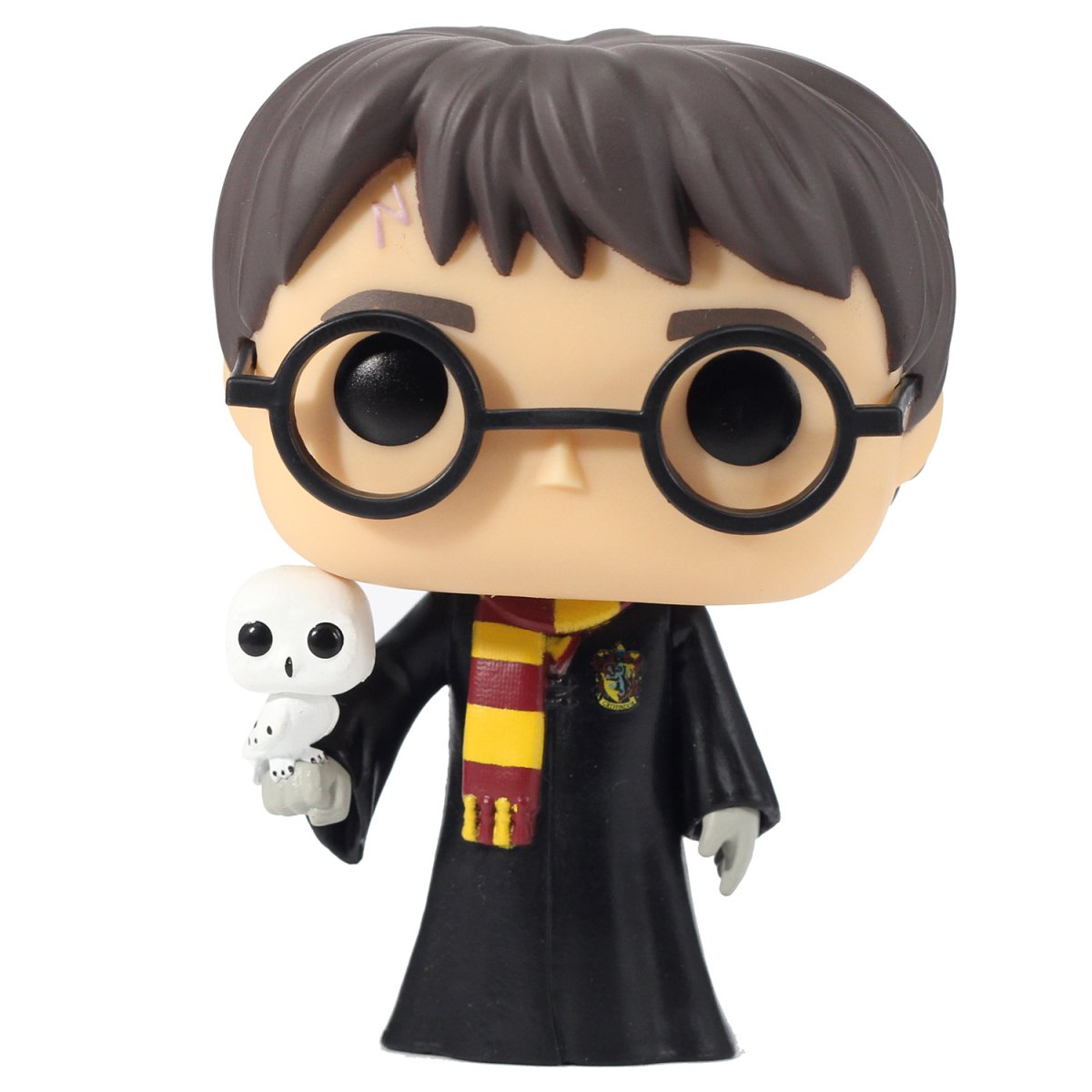 Фигурка Funko POP! Vinyl: Harry Potter: Harry w/ Hedwig (Exc) 11915 (Гарри Поттер)