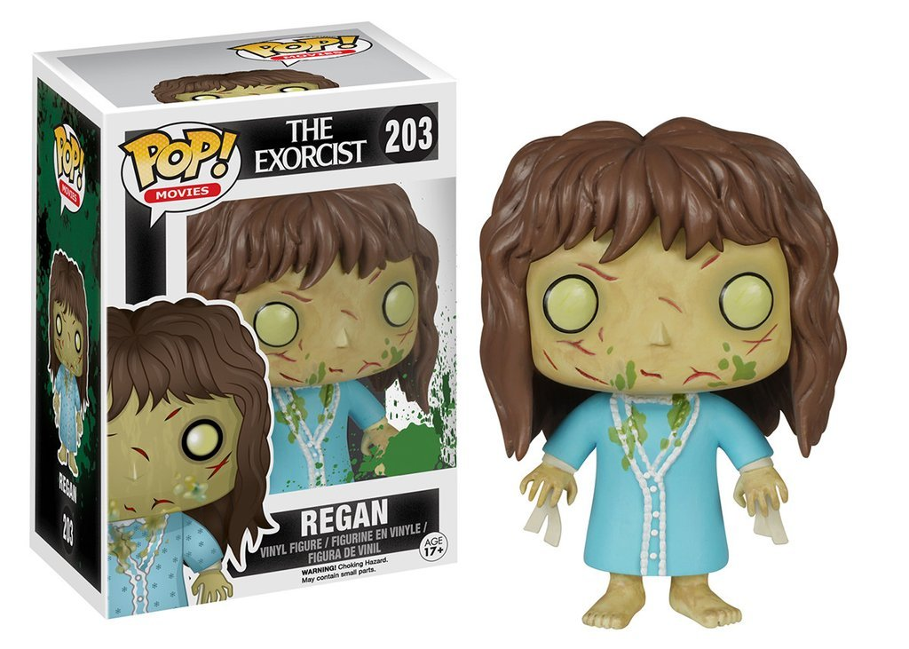 Фигурка Funko POP! Vinyl: Horror: The Exorcist: Regan (Экзорцист) (Exc) 6141