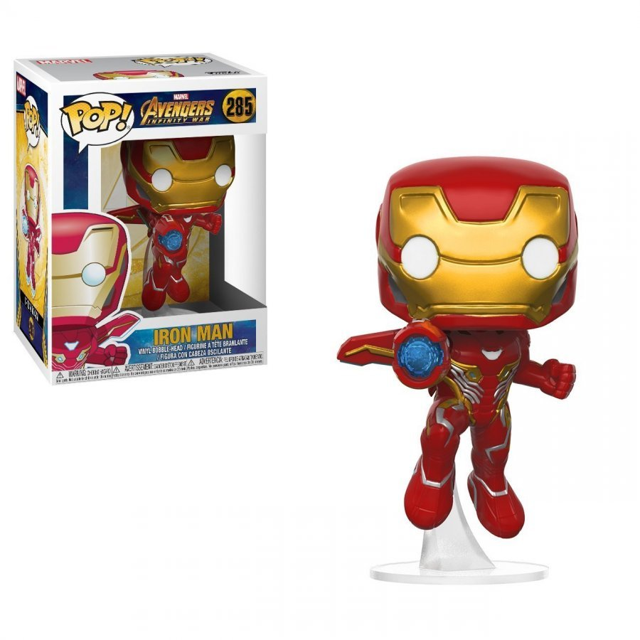 Фигурка Funko Pop! Iron Man 285