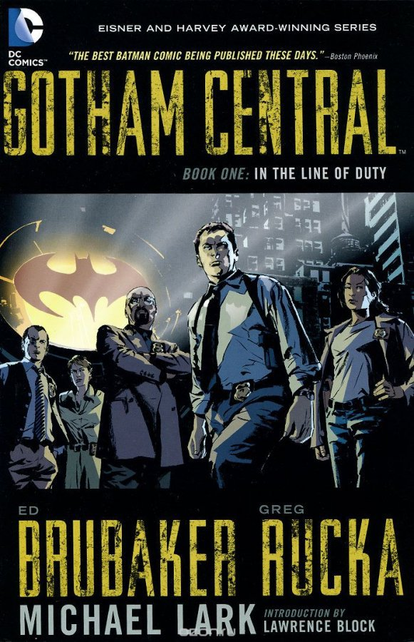 Комикс Gotham Central: Book 1: In the Line of Duty