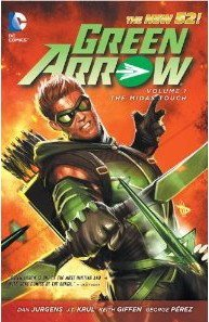 Комикс Green Arrow (vol.1): The Midas Touch