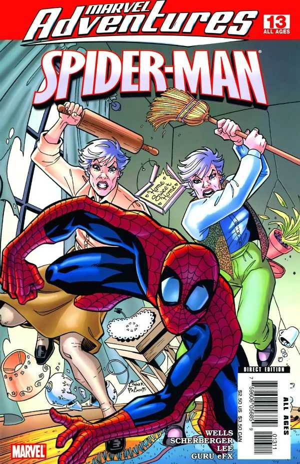 Комикс Marvel Adventures: Spider-Man #13