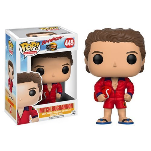 Фигурка Митч Бьюконен (Mitch Buchannon) Funko Pop! Vinyl Figure