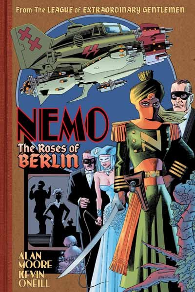 Комикс Nemo: The Roses Of Berlin