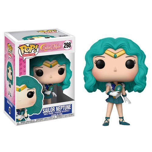 Фигурка Сейлор Нептун (Sailor Neptune) Funko Pop! Vinyl Figure