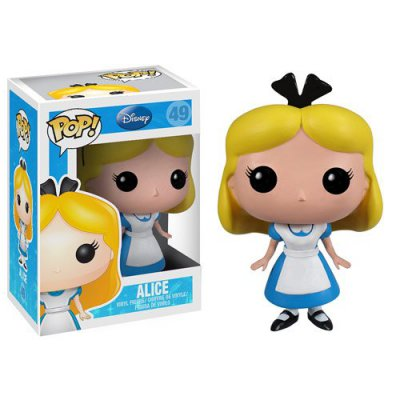 Фигурка Алиса (Alice) Funko Pop! Vinyl Figure