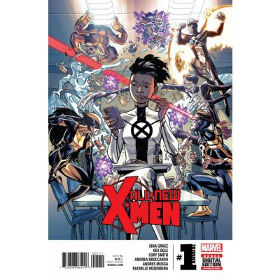 Комикс All-New X-Men Annual Vol.2 #1