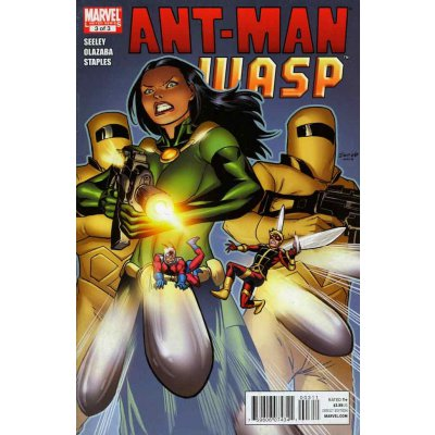 Комикс Ant-Man Wasp #3 (of 3)