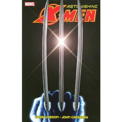 Комикс Astonishing X-Men by Whedon and Cassaday Ultimate Collection #1