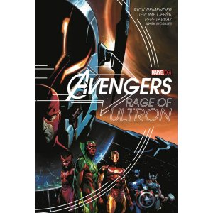 Комикс Avengers: Rage of Ultron HC