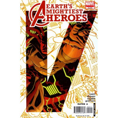 Комикс Avengers: Earth's Mightiest Heroes II #2