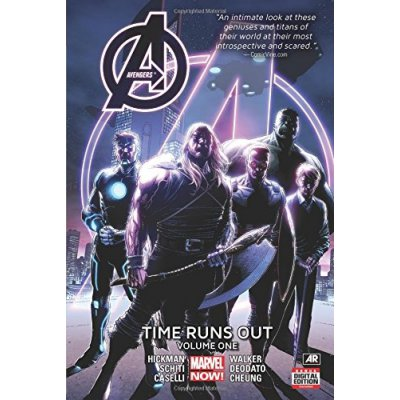 Комикс Avengers: Time Runs Out Volume 1