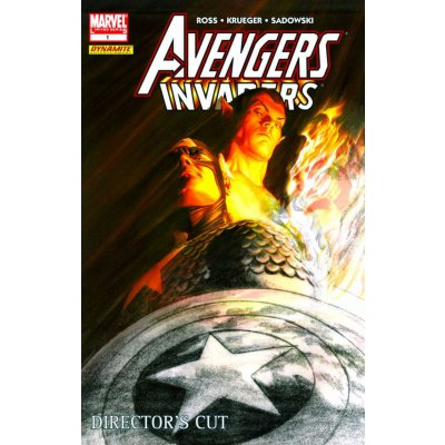 Комикс Avengers/Invaders #1 Director's Cut #1