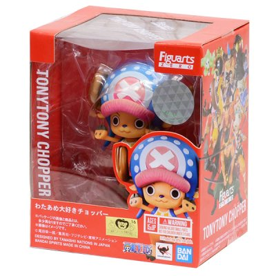 "Фигурка BANDAI Tamashii Nations: FiguartsZERO: ONE PIECE ""Cotton Candy Lover"" Chopper 57557-9"