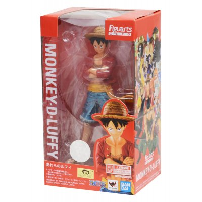 "Фигурка BANDAI Tamashii Nations: FiguartsZERO: ONE PIECE ""Straw Hat"" Luffy 57020-8"